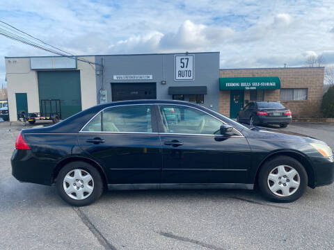 2007 Honda Accord for sale at 57 AUTO in Feeding Hills MA