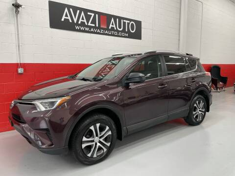 2016 Toyota RAV4 for sale at AVAZI AUTO GROUP LLC in Gaithersburg MD