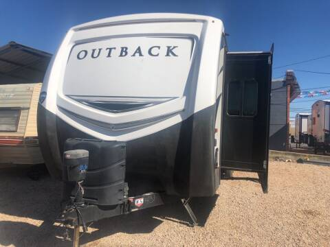2018 Keystone OUTBACK 330 RL for sale at ROGERS RV in Burnet TX