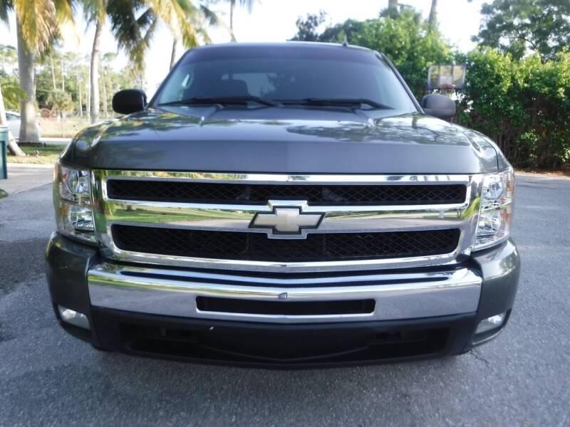 2011 Chevrolet Silverado 1500 for sale at Seven Mile Motors, Inc. in Naples FL