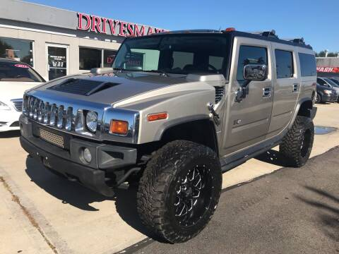 2005 HUMMER H2 for sale at DriveSmart Auto Sales in West Chester OH