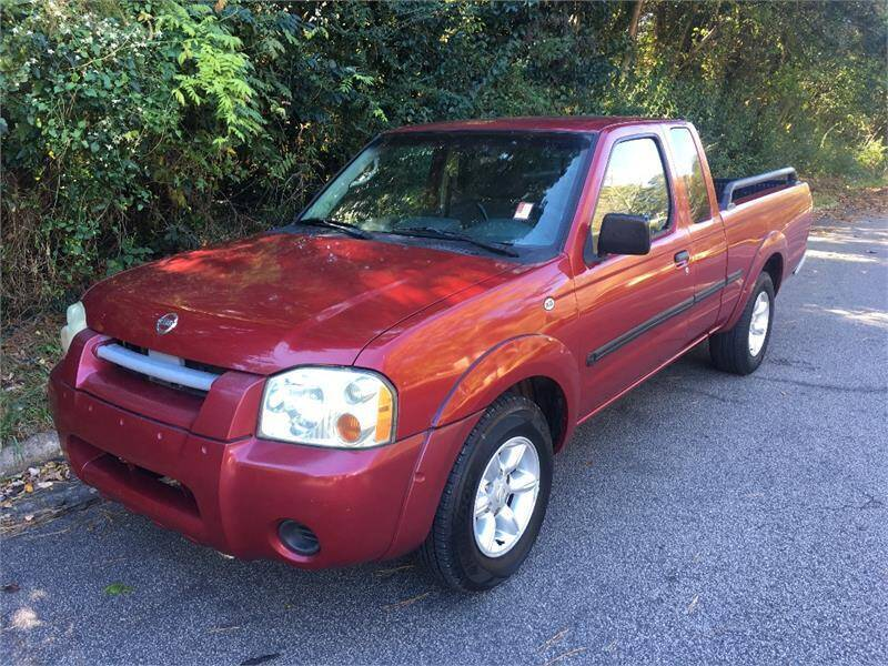 2002 Nissan Frontier for sale at Deme Motors in Raleigh NC