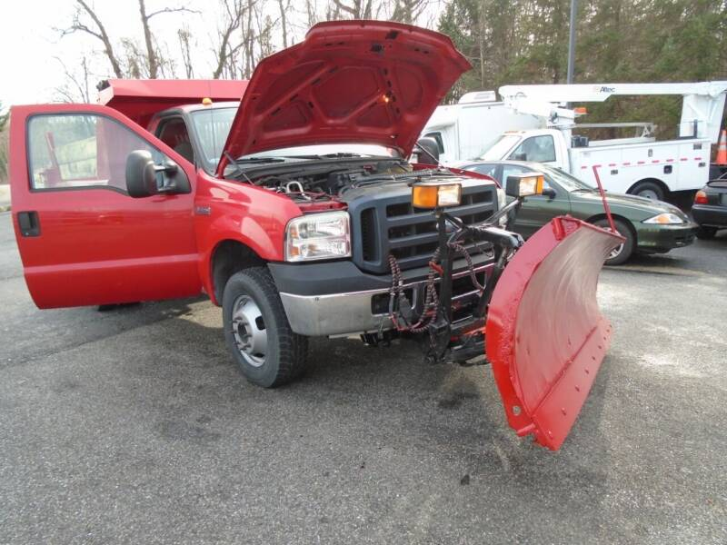 2006 Ford F-350 Super Duty 4X4 2dr Regular Cab 140.8-164.8 in. WB - Etters PA