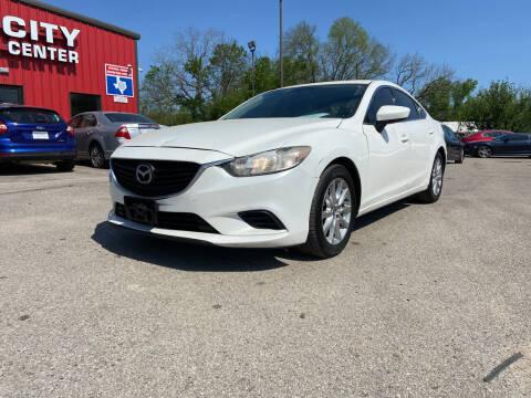 2015 Mazda MAZDA6 for sale at Space City Auto Center in Houston TX