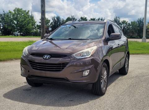 2015 Hyundai Tucson for sale at FLORIDA USED CARS INC in Fort Myers FL