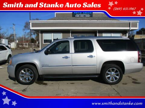 2012 GMC Yukon XL for sale at Smith and Stanke Auto Sales in Sturgis MI