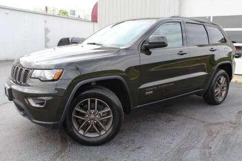 2017 Jeep Grand Cherokee for sale at Platinum Motors LLC in Reynoldsburg OH