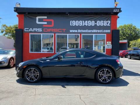 2014 Scion FR-S for sale at Cars Direct in Ontario CA
