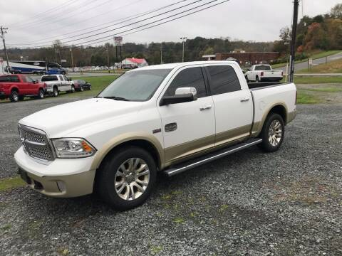 2013 RAM Ram Pickup 1500 for sale at Clayton Auto Sales in Winston-Salem NC