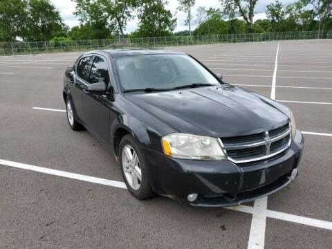 2010 Dodge Avenger for sale at CON ALVARO ¡TODOS CALIFICAN!™ in Columbia TN
