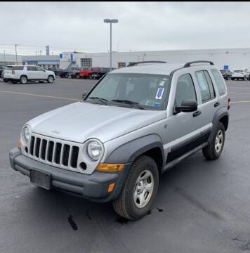 2006 Jeep Liberty for sale at Auto Legend Inc in Linden NJ
