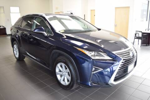 2017 Lexus RX 350 for sale at BMW OF NEWPORT in Middletown RI