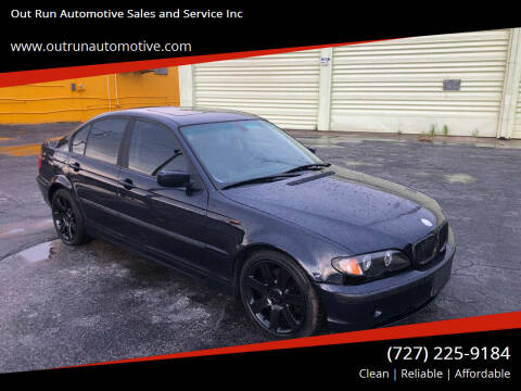 2005 BMW 3 Series for sale at Out Run Automotive Sales and Service Inc in Tampa FL