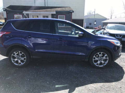 2013 Ford Escape for sale at PENWAY AUTOMOTIVE in Chambersburg PA