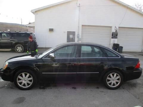 2006 Ford Five Hundred for sale at ROUTE 119 AUTO SALES & SVC in Homer City PA