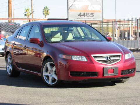 2006 Acura TL for sale at Best Auto Buy in Las Vegas NV