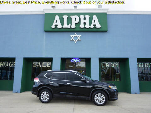 2015 Nissan Rogue for sale at ALPHA AUTOMOBILE SALES, LLC in Lafayette LA