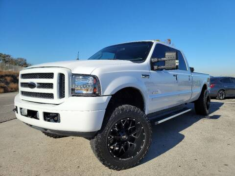 2006 Ford F-250 Super Duty for sale at L.A. Vice Motors in San Pedro CA