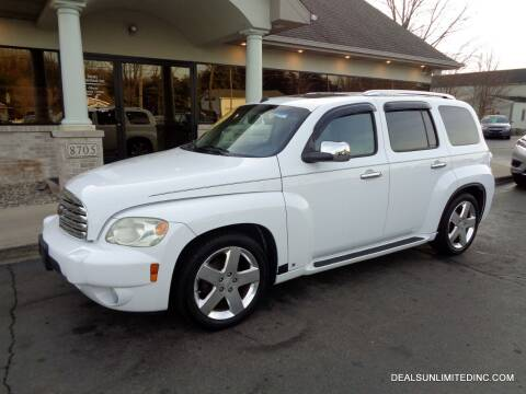 2007 Chevrolet HHR for sale at DEALS UNLIMITED INC in Portage MI