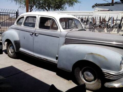 1947 Nash 600 for sale at Haggle Me Classics in Hobart IN