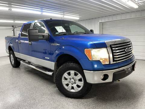 2011 Ford F-150 for sale at Hi-Way Auto Sales in Pease MN