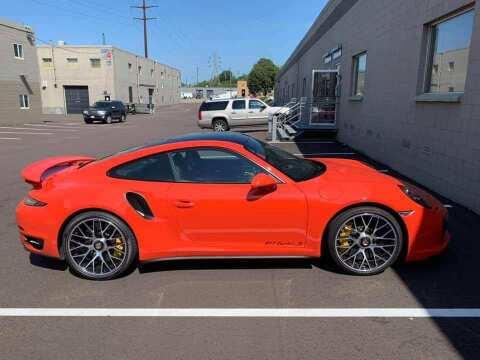 2016 Porsche 911 for sale at Whi-Con Auto Brokers in Shakopee MN