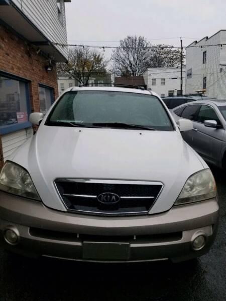 2004 Kia Sorento for sale at Perez Auto Group LLC -Little Motors in Albany NY