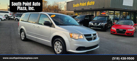 2011 Dodge Grand Caravan for sale at South Point Auto Plaza, Inc. in Albany NY