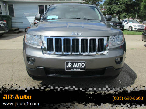 2013 Jeep Grand Cherokee for sale at JR Auto in Brookings SD