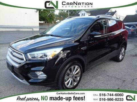 2018 Ford Escape for sale at CarNation AUTOBUYERS Inc. in Rockville Centre NY