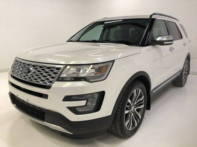 2016 Ford Explorer for sale at Autos by Jeff in Peoria AZ