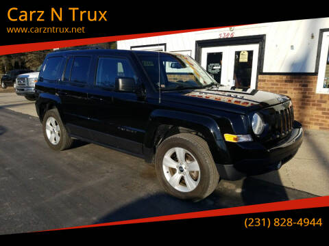 2016 Jeep Patriot for sale at Carz N Trux in Twin Lake MI