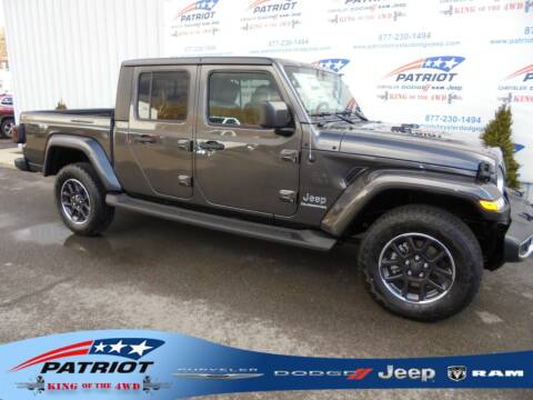 2021 Jeep Gladiator for sale at PATRIOT CHRYSLER DODGE JEEP RAM in Oakland MD
