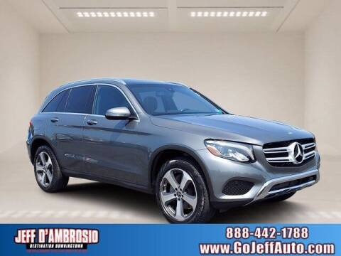 2019 Mercedes-Benz GLC for sale at Jeff D'Ambrosio Auto Group in Downingtown PA