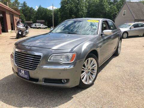 2011 Chrysler 300 for sale at Hornes Auto Sales LLC in Epping NH