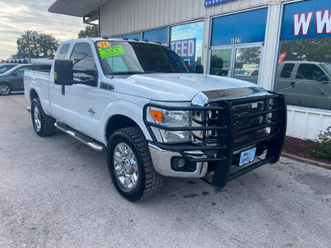 2011 Ford F-250 Super Duty for sale at Lee Auto Group Tampa in Tampa FL