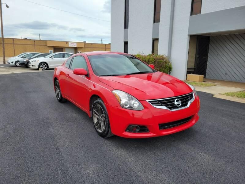 2010 Nissan Altima for sale at Image Auto Sales in Dallas TX