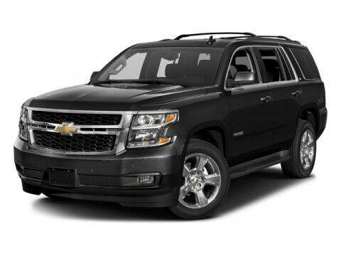2017 Chevrolet Tahoe for sale at Uftring Weston Pre-Owned Center in Peoria IL