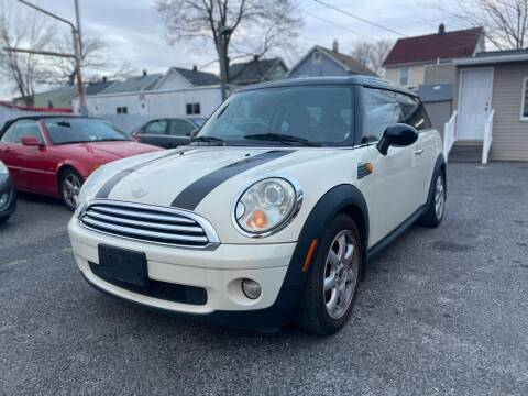 2009 MINI Cooper Clubman for sale at Innovative Auto Group in Little Ferry NJ