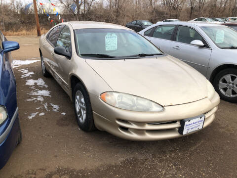 2001 Dodge Intrepid for sale at BARNES AUTO SALES in Mandan ND