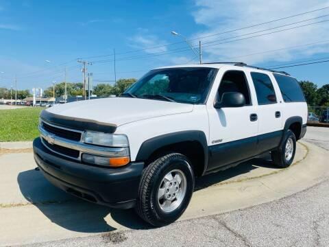 2001 Chevrolet Suburban for sale at Xtreme Auto Mart LLC in Kansas City MO