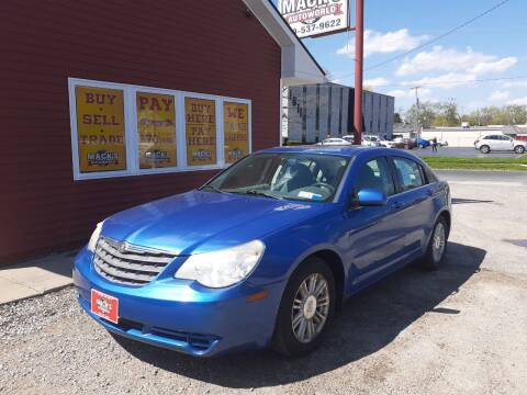 2007 Chrysler Sebring for sale at Mack's Autoworld in Toledo OH
