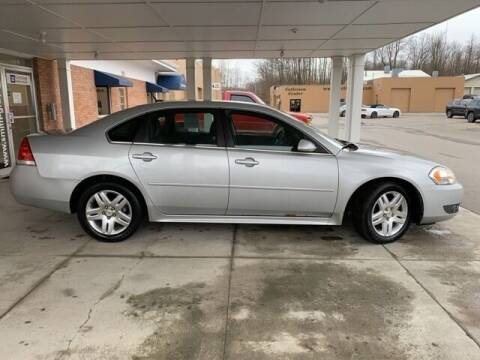 2011 Chevrolet Impala for sale at Cj king of car loans/JJ's Best Auto Sales in Troy MI