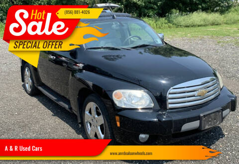 2006 Chevrolet HHR for sale at A & R Used Cars in Clayton NJ