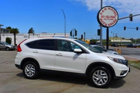2016 Honda CR-V for sale at San Mateo Auto Sales in San Mateo CA