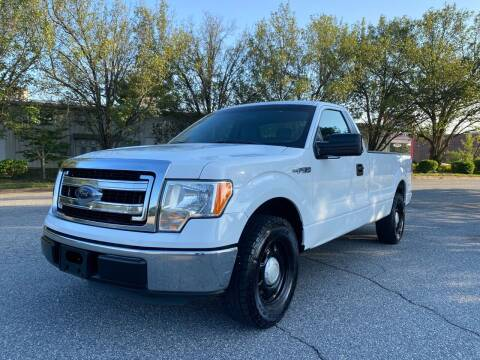 2014 Ford F-150 for sale at Triple A's Motors in Greensboro NC