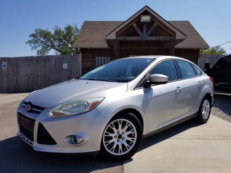 2012 Ford Focus for sale at Farha Used Cars in Wichita KS