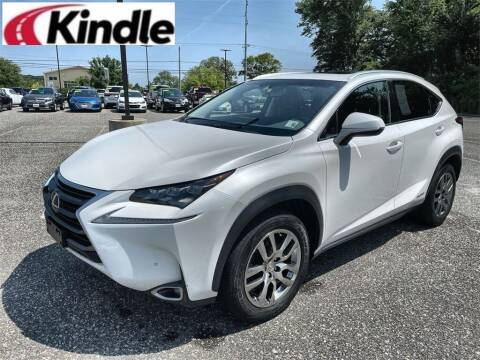 2016 Lexus NX 300h for sale at Kindle Auto Plaza in Cape May Court House NJ