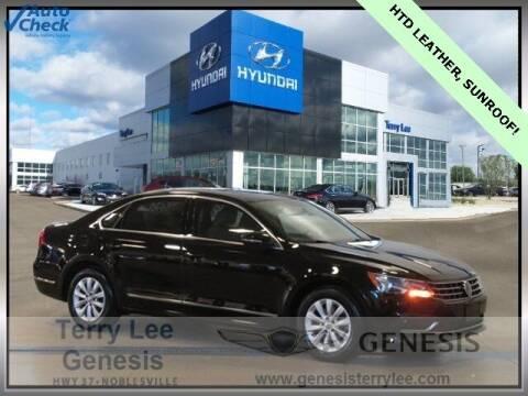 2016 Volkswagen Passat for sale at Terry Lee Hyundai in Noblesville IN