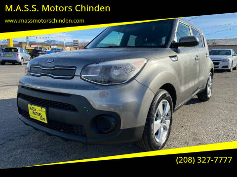 2017 Kia Soul for sale at M.A.S.S. Motors Chinden in Garden City ID